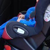 Sistema de retención infantil