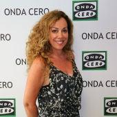 Raquel Martos, periodista y escritora, colaboradora en Julia en la onda con la sección Personas Físicas