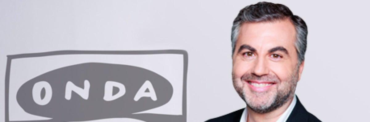 Carlos Alsina, presentador de Más de uno y de La Cultureta