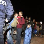 Refugiados Hungría