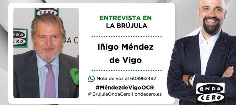 Íñigo Méndez de Vigo y David del Cura