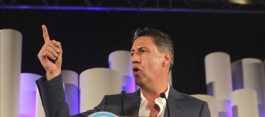 El candidato del PP a la Generalitat, Xavier García Albiol