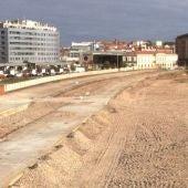 Terrenos del plan de vías (Gijón)