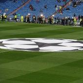 Empieza la Champions League en el Bernabéu