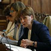 Pilar Varela, consejera de Servicios y Derechos Sociales del Principado
