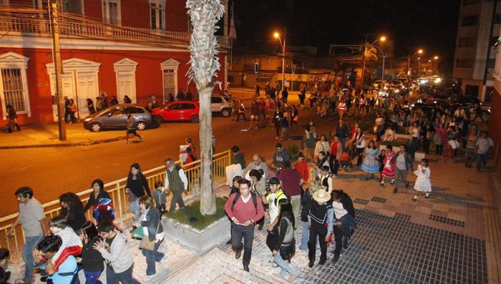 Chile tras el terremoto
