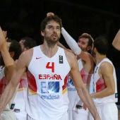 España vence a Francia en las semifinales del Eurobasket