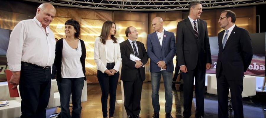 El Debate de las elecciones catalanas