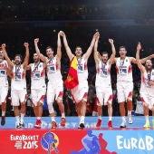 España, campeona de Europa de baloncesto por tercera vez