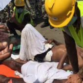 Centenares de muertos y heridos por una avalancha en La Meca.