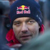 El piloto francés Sebastien Loeb