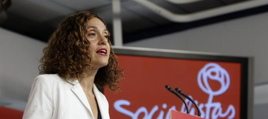 La número dos del PSOE en Madrid, Meritxell Batet