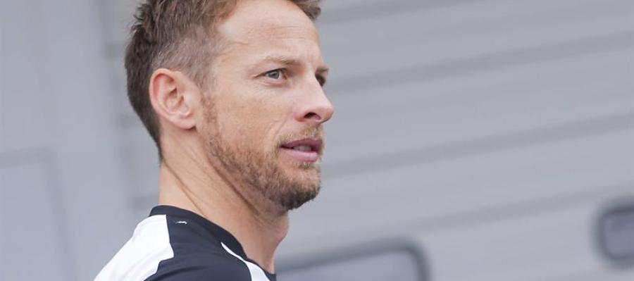 Jenson Button renueva con McLaren-Honda