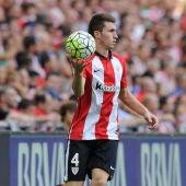 Laporte Jugador del Athletic de Bilbao