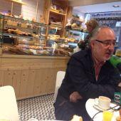 Guillermo Meijón nos almorzos informativos en Acuña