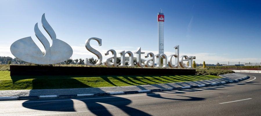 Boadilla del Monte: Ciudad Financiera del Santander