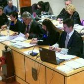 Imagen del juicio por la muerte de Asunta Basterra