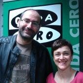 Miguel Goikoetxandia y Ana Berrade.