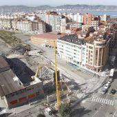 Plan de vías de Gijón