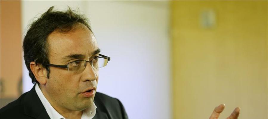 El coordinador de CDC, Josep Rull