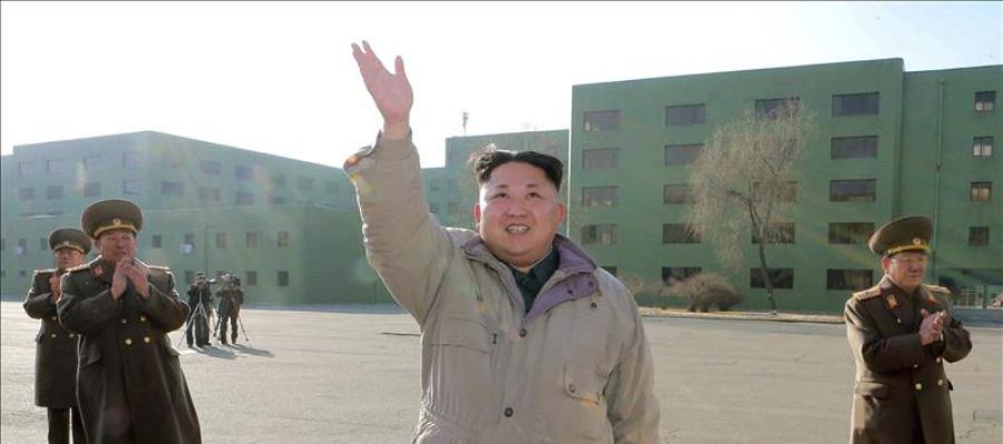 El líder de Corea del Norte