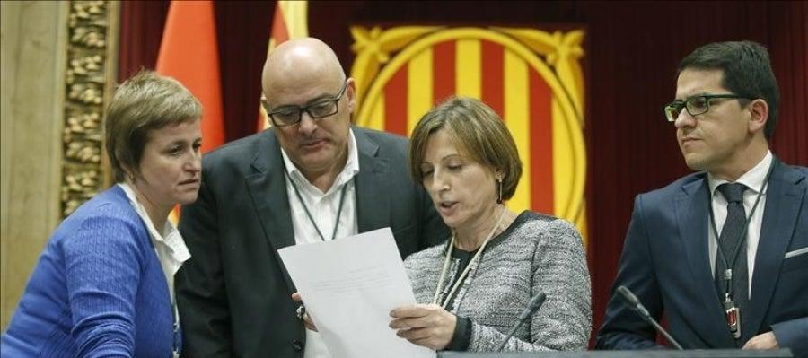 La Junta de Portavoces se reúne sin el PP