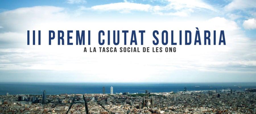 III Premi Ciutat Solidària