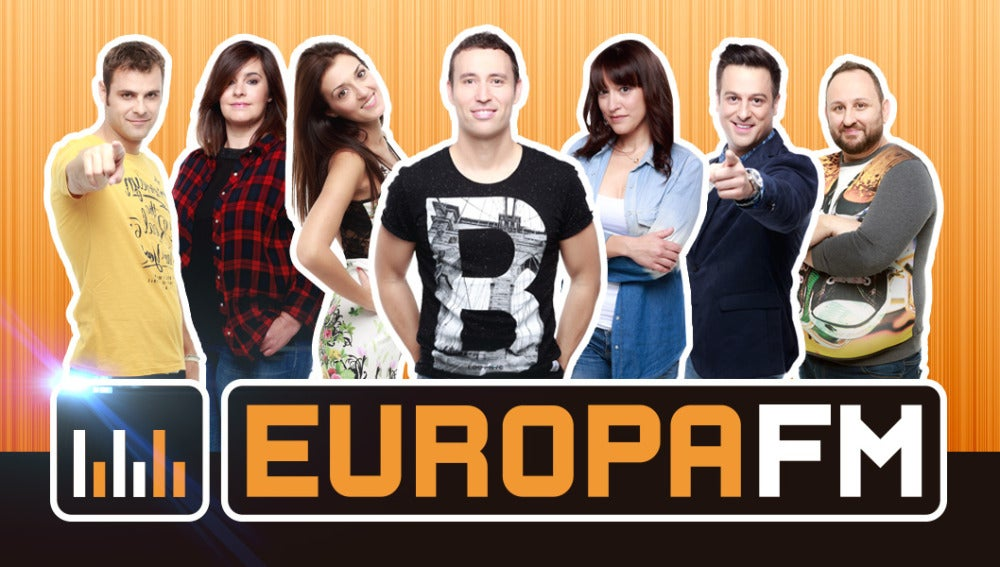 Los locutores de Europa FM