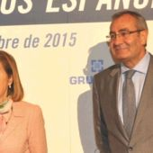 Ana Pastor y José Llorca