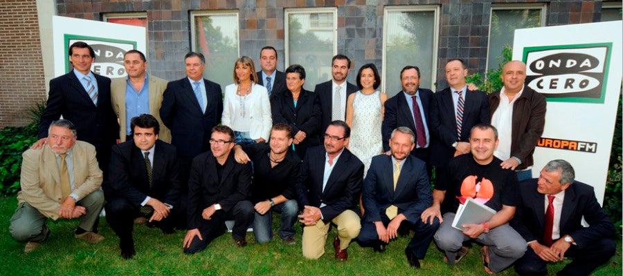 Presentación de la temporada 2008-2009