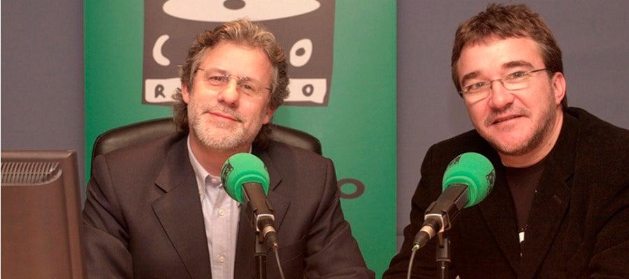 Javier Ares y Javier Ruiz Taboada