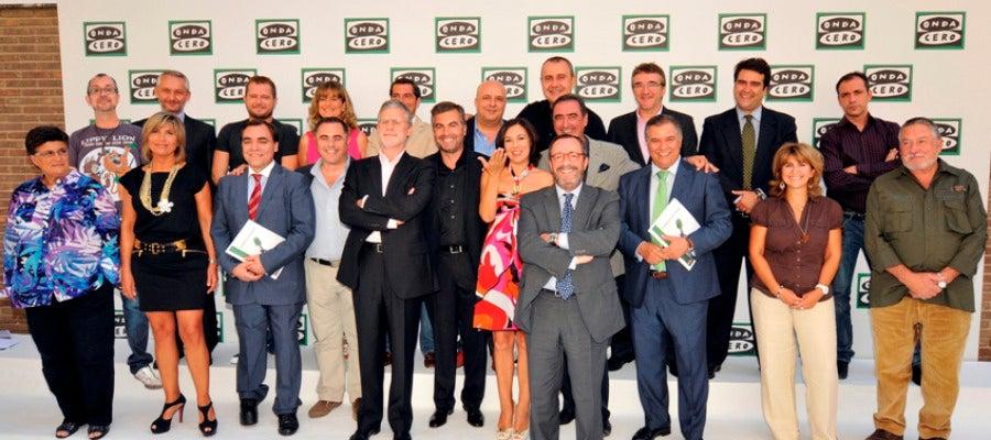 Presentación de la temporada 2011-2012