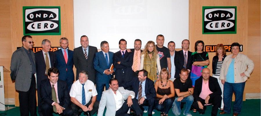 Presentación de la temporada 2007-2008