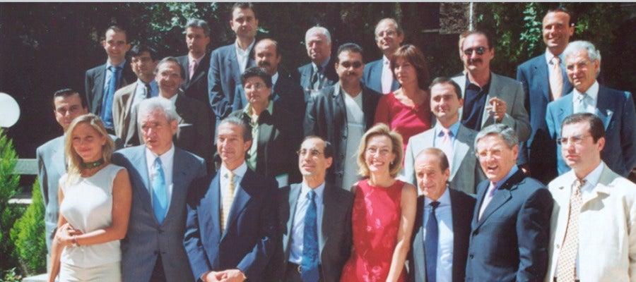 Presentación de la temporada 2000-2001