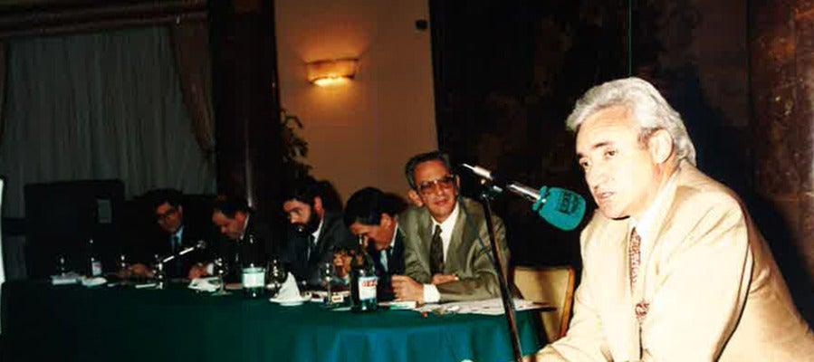 Luis del Olmo fichó por Onda Cero el 2 de julio de 1991