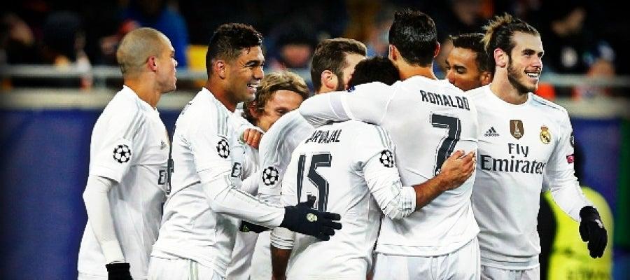 Real Madrid, unido