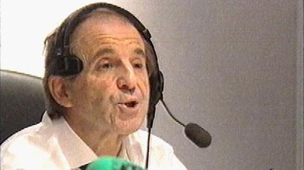 José María García felicita a Onda Cero por el 25 aniversario