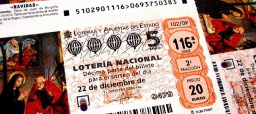 Cupón de lotería