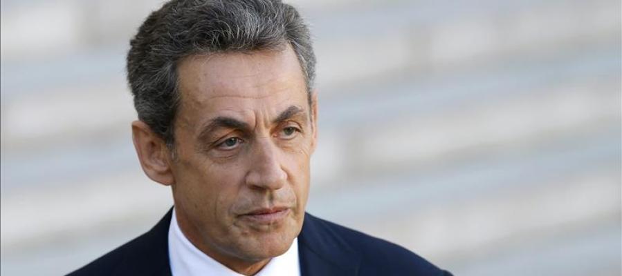 Nicolas Sarkozy, expresidente de Francia