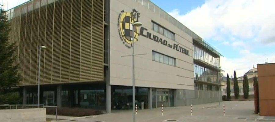 La sede de la RFEF