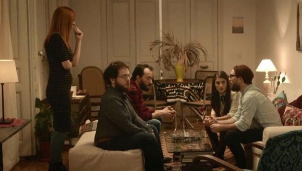 frame del vídeo electoral del PP