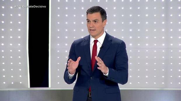 """Pedro Sánchez: """"El Partido Socialista es el único camino para liderar el cambio"""""""