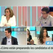 Carme Chacón, Íñigo Errejón, Pablo Casado y Begoña Villacís hablan del Debate Decisivo en Espejo Público