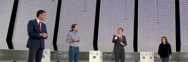 Las propuestas de los cuatro partidos sobre Cataluña y el Modelo de Estado