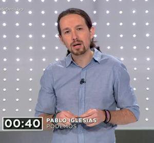 """Pablo Iglesias: """"Sonrían al 15M, que sí se puede"""""""