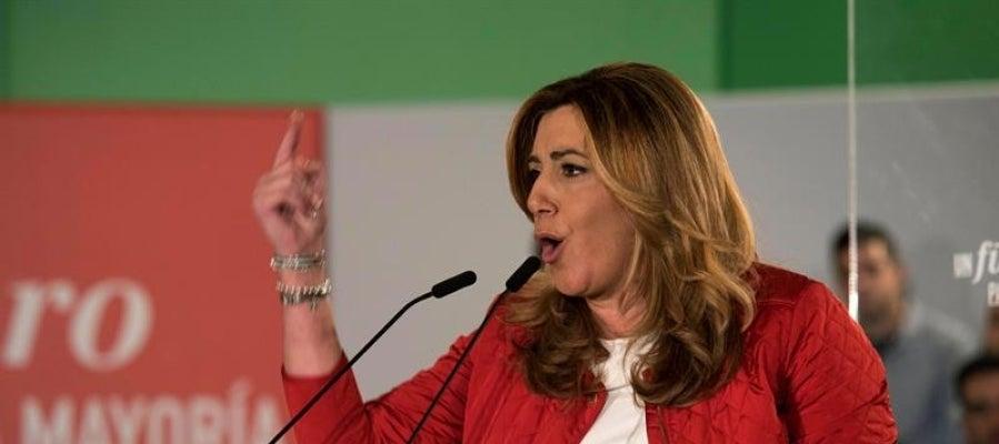 La presidenta del PP de Andalucía