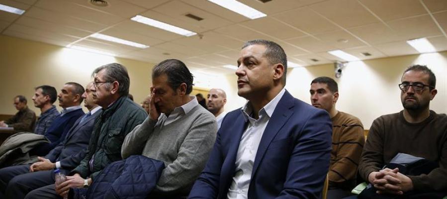 Miguel Ángel Flores, principal acusado por la tragedia del Madrid Arena.