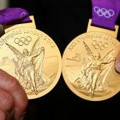 Medallas olímpicas de los Juegos Olímpicos de Londres 2012
