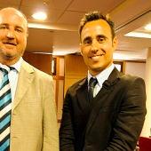 Theo Hernando, innovador y emprendedor.
