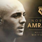 El Watford hace oficial el fichaje de Amrabat